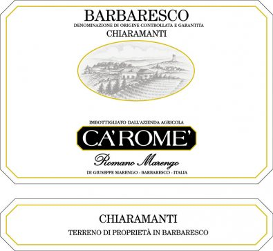 Barbaresco Chiaramanti DOCG