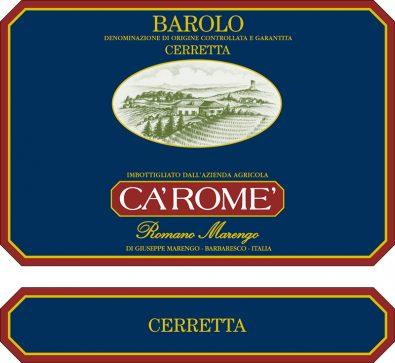 Barolo Cerretta DOCG