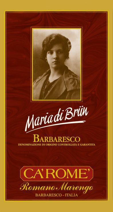 Barbaresco Maria di Brün DOCG